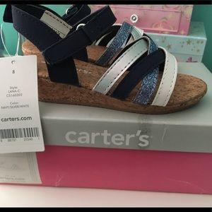 Carter's Lana-C Wedge Sandal